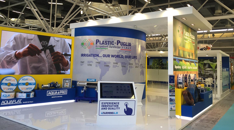 Plastic Puglia alla fiera Eima Bologna 2018