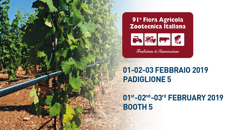 Plastic Puglia alla Fiera Agricola Zootecnica Italiana 2019