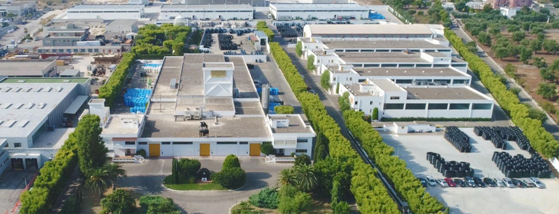 Plastic Puglia: azienda di produzione di sistemi per l'irrigazione in plastica a Monopoli (BA), Italia